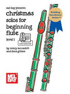 Christmas Solos for Beginning Flute, Level 1