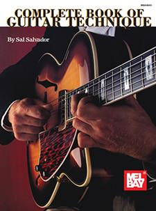 Complete Book of Guitar Technique