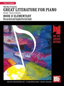 Great Literature for Piano Book 2 (Elementary)