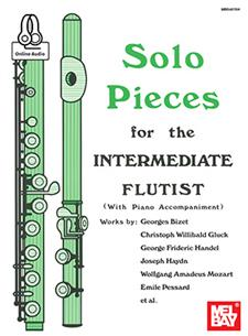 Solo Pieces for the Intermediate Flutist