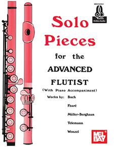 Solo Pieces for the Advanced Flutist