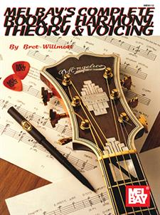 Complete Book of Harmony, Theory & Voicing