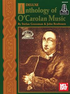 Deluxe Anthology of O'Carolan Music for Fingerstyle Guitar