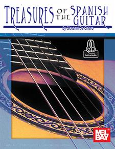 Treasures of the Spanish Guitar