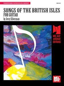 Songs of the British Isles for Guitar
