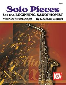 Solo Pieces for the Beginning Saxophonist