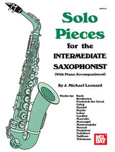 Solo Pieces for the Intermediate Saxophonist
