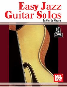Easy Jazz Guitar Solos