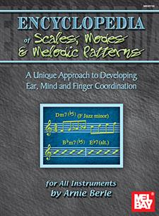 Encyclopedia of Scales, Modes and Melodic Patterns