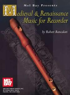 Medieval and Renaissance Music for Recorder
