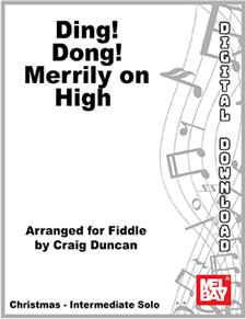 Ding Dong, Merrily on High
