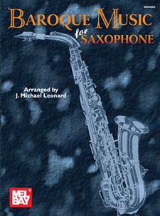 Baroque Music for Saxophone