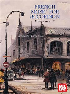 French Music for Accordion, Volume 2