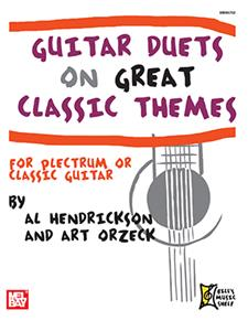 Guitar Duets on Great Classic Themes