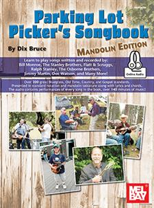 Parking Lot Picker's Songbook - Mandolin