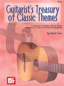 Guitarist's Treasury of Classic Themes