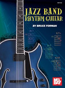 Jazz Band Rhythm Guitar