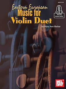 Eastern European Music for Violin Duet