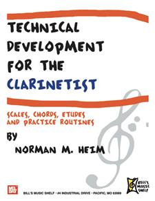Technical Development for the Clarinetist