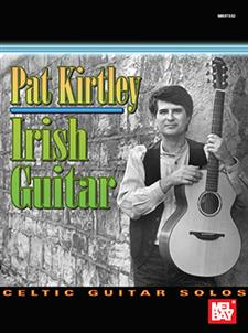 Pat Kirtley Irish Guitar