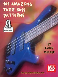 101 Amazing Jazz Bass Patterns
