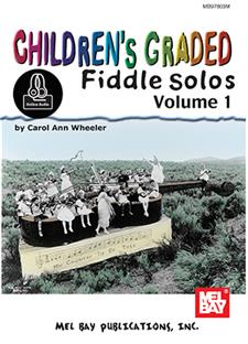 Children's Graded Fiddle Solos Volume 1