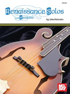 Renaissance Solos for Mandolin