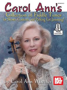 Carol Ann's Collection of Fiddle Tunes