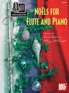 Noels for Flute and Piano