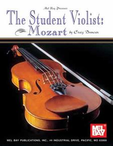 The Student Violist: Mozart