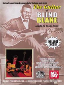 Guitar of Blind Blake