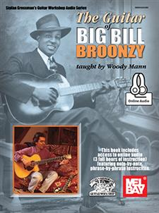 Guitar of Big Bill Broonzy