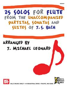 25 Solos for Flute