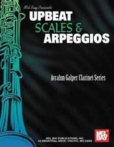 Upbeat Scales and Arpeggios