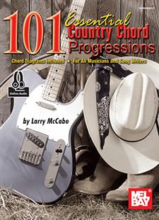 101 Essential Country Chord Progressions