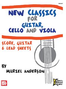 New Classics for Guitar and Cello,/Guitar and Viola