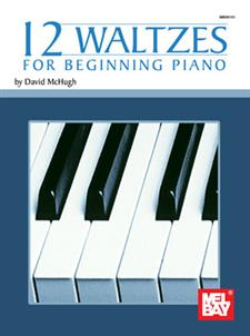 12 Waltzes for Beginning Piano