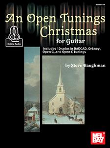 An Open Tunings Christmas For Guitar