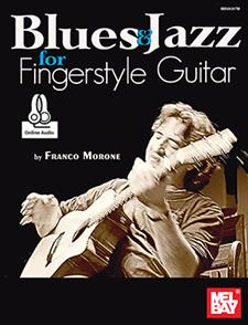 Blues & Jazz for Fingerstyle Guitar