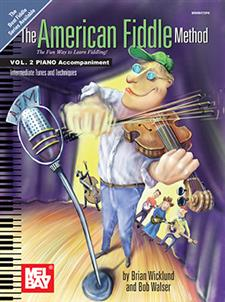 The American Fiddle Method Vol. 2 Piano Accompaniment