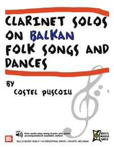 Clarinet Solos on Balkan Folk Songs and Dances