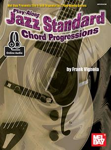 Play-Along Jazz Standard Chord Progressions