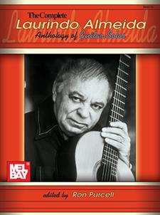 The Complete Laurindo Almeida Anthology of Guitar Solos