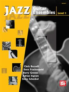 Jazz Guitar Ensembles Level 1