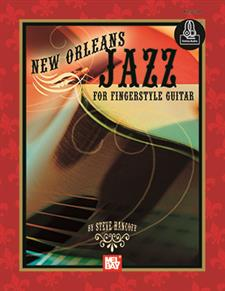 New Orleans Jazz for Fingerstyle Guitar
