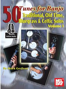 50 Tunes for Banjo, Volume 1
