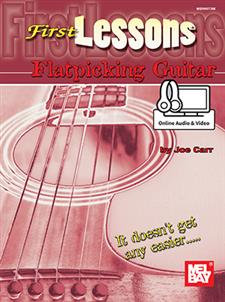 First Lessons Flatpicking Guitar