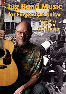 Jug Band Music for Fingerstyle Guitar