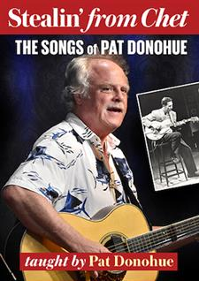 Stealin' From Chet - The Songs of Pat Donohue