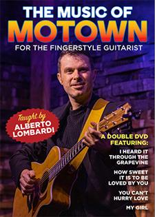 The Music of Motown for the Fingerstyle Guitarist